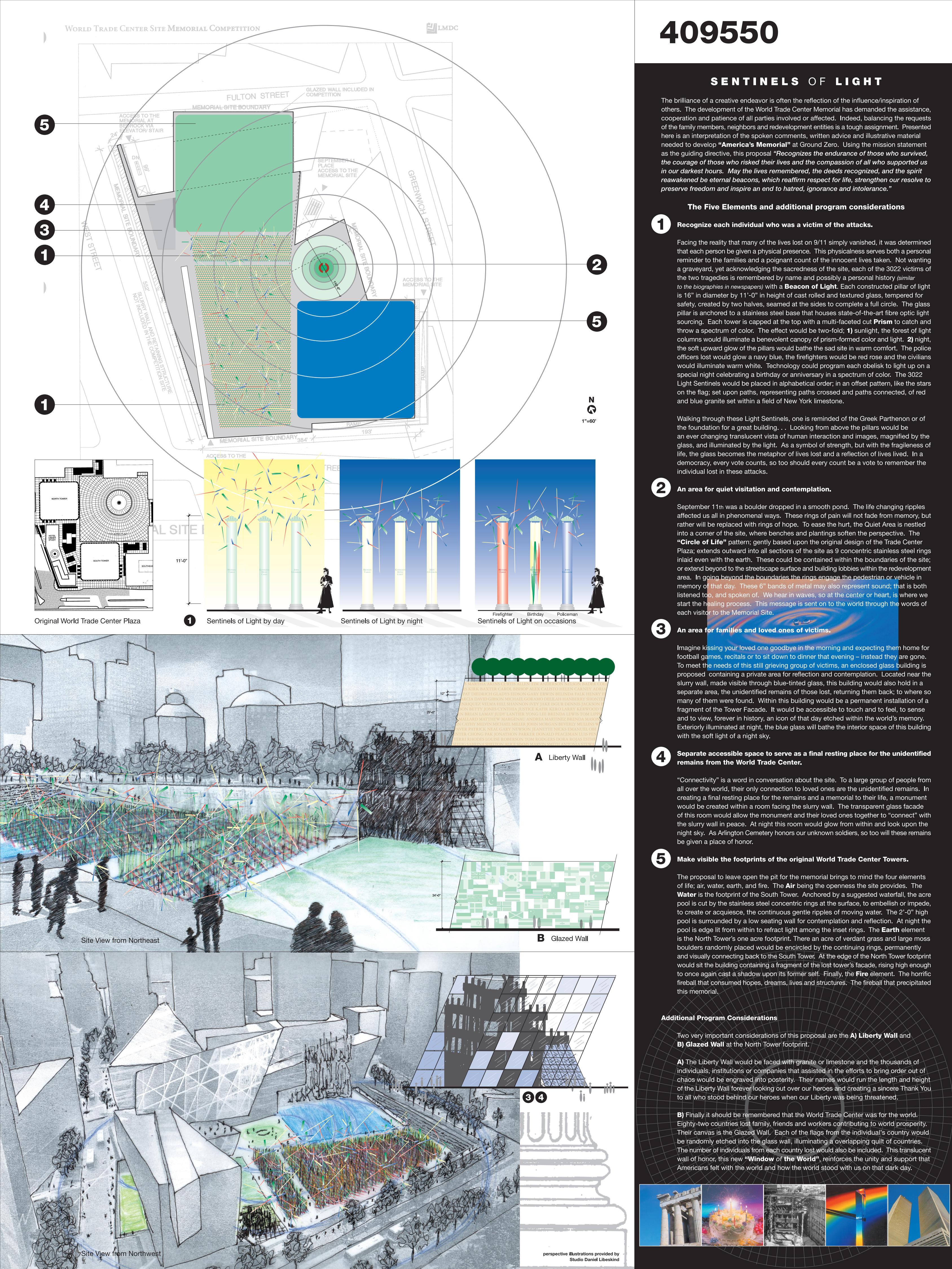 9/11 Memorial Design Competition