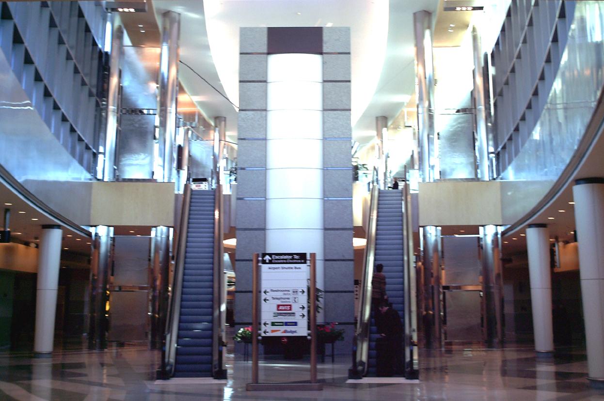Rental Car Facility / Bush Intercontinental Airport