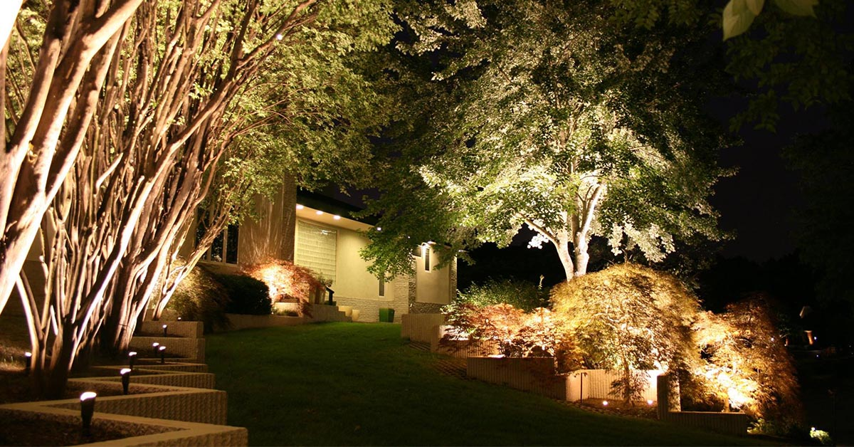 Memphis Landscape Lighting