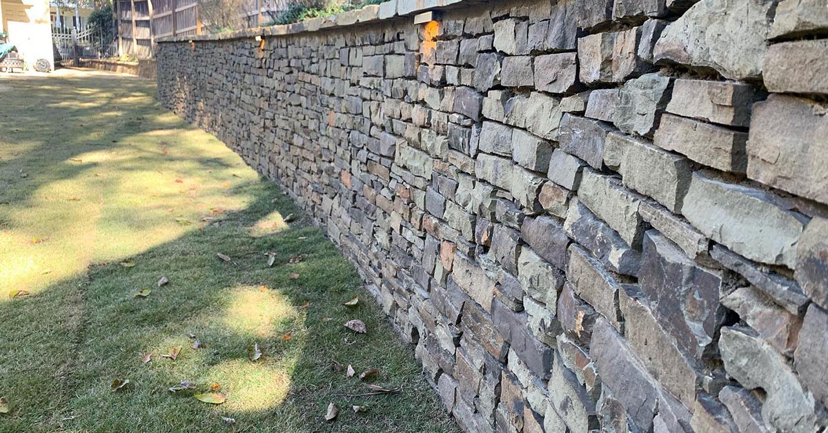 Memphis Retaining Wall