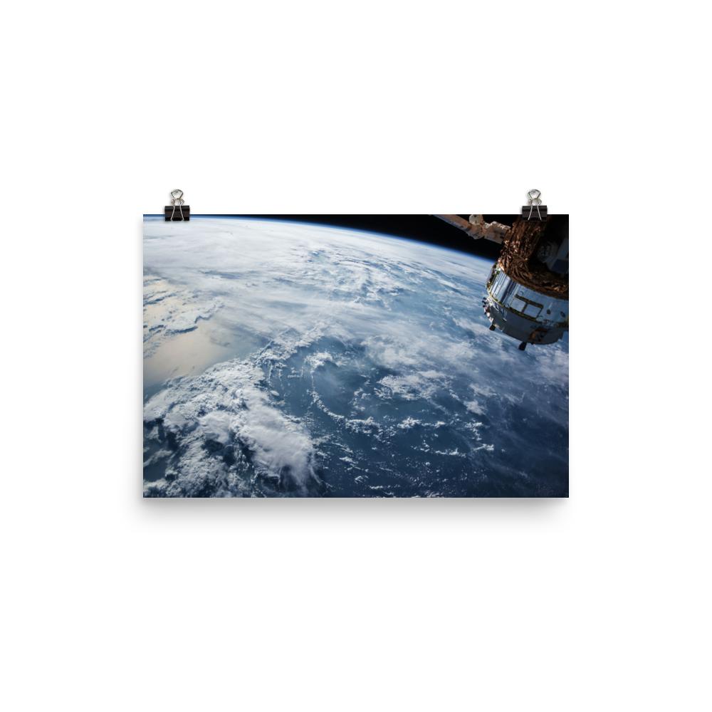Weather from the ISS