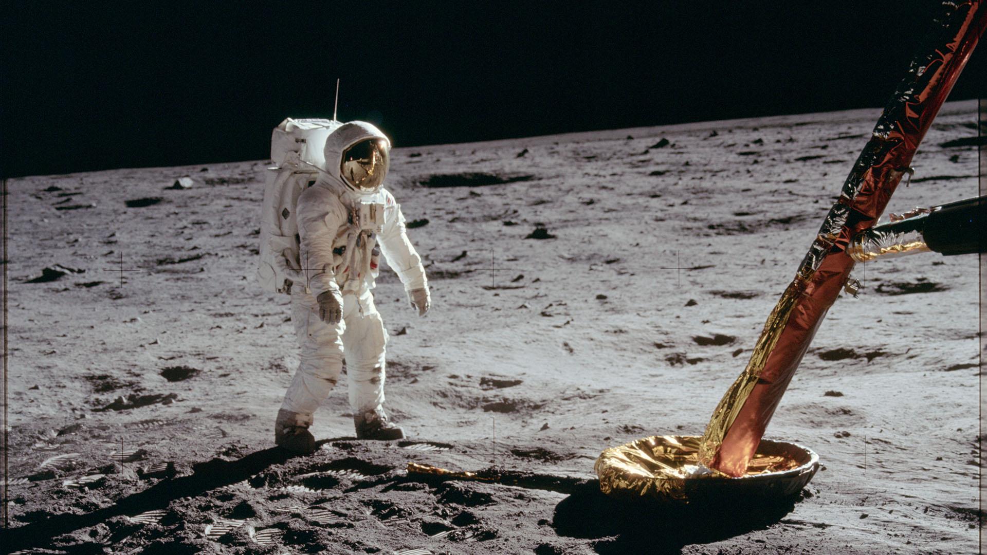 Apollo 11 Astronaut