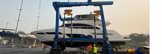Princess Yachts Sydney