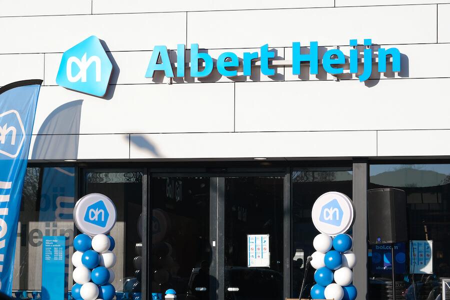 `Heropening Albert Heijn Nijkerk UW-S Beleef uw winkel
