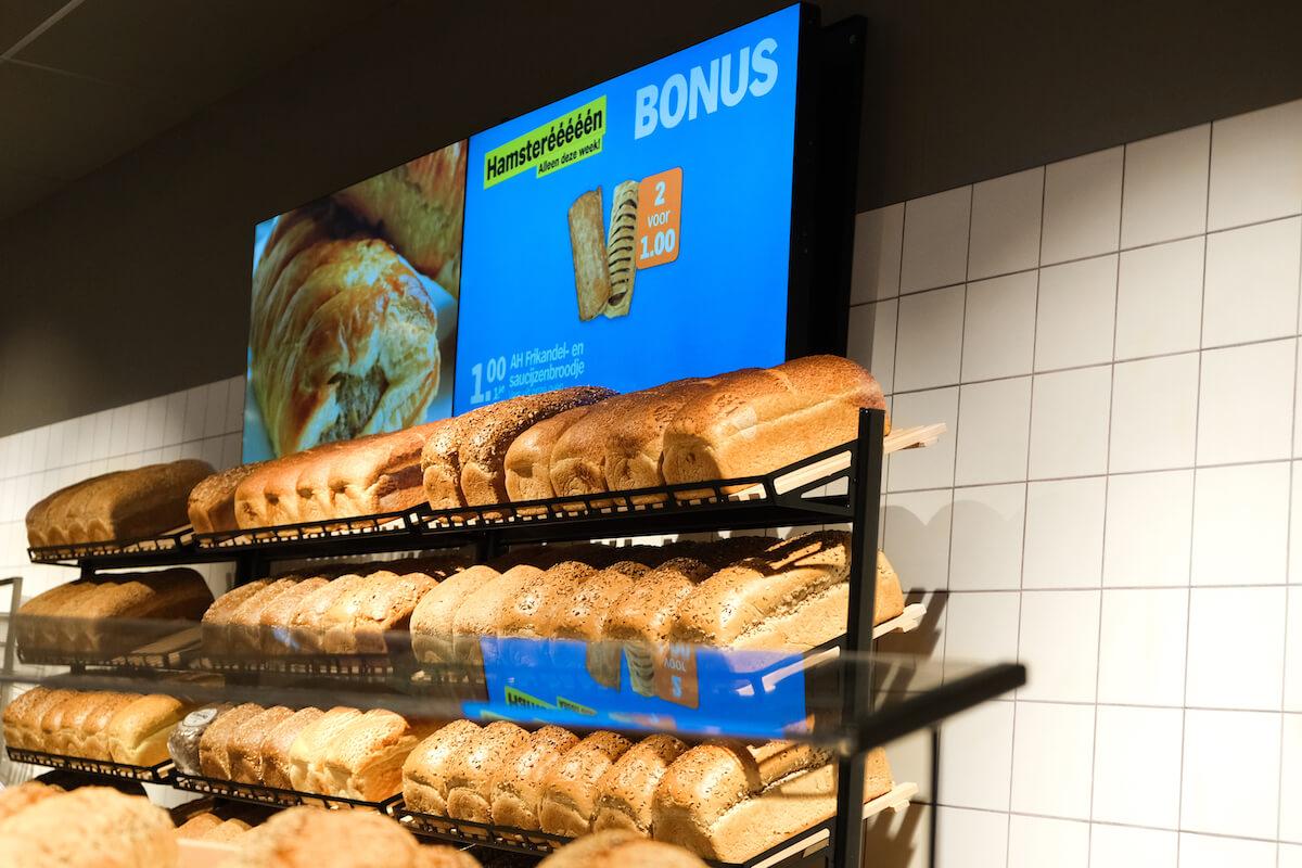 Heropening Albert Heijn Nijkerk UW-S Beleef uw winkel