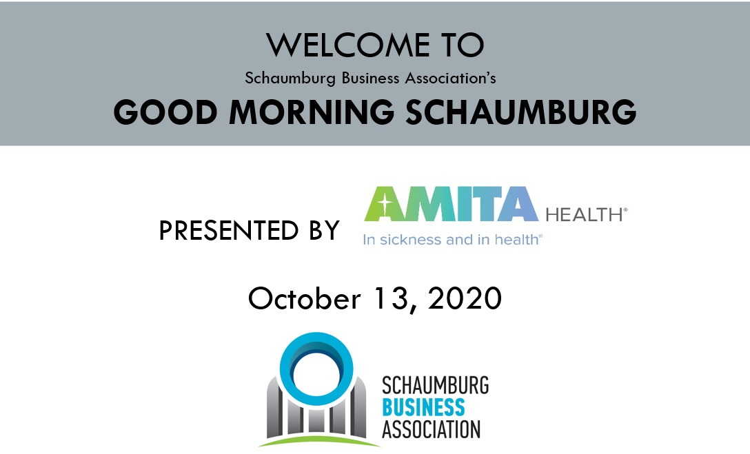 Good Morning Schaumburg - AMITA presenting