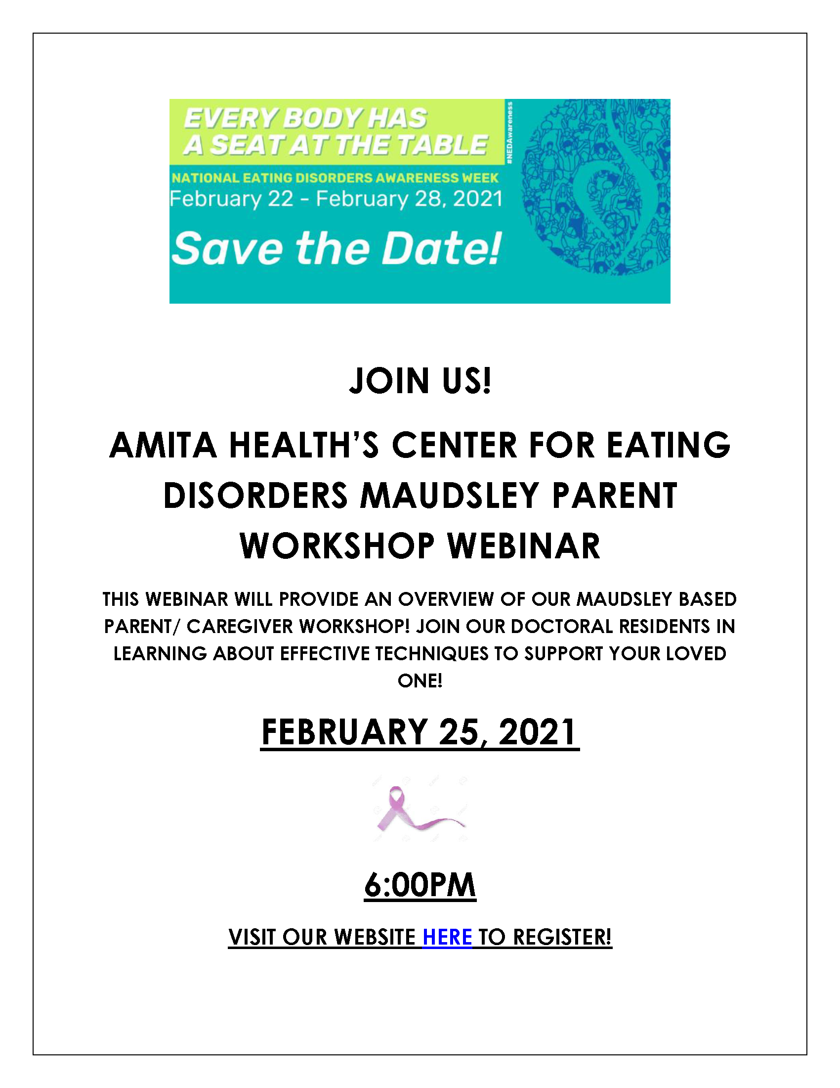 https://www.amitahealth.org/for-healthcare-professionals/continuing-medical-education/behavioral-health/workshops-and-programs
