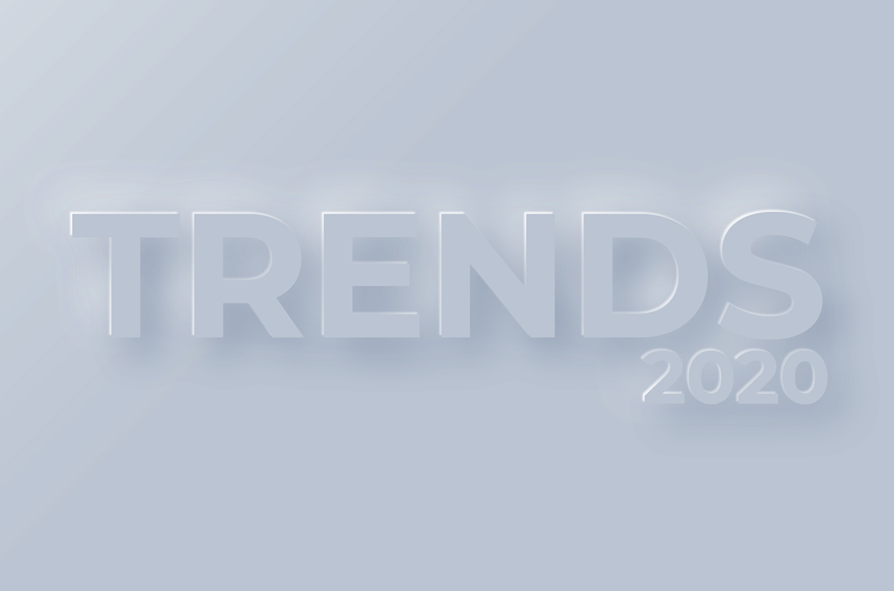 What's Trending in 2020 - What's New?