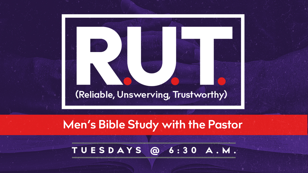 R.U.T. Men's Bible Study