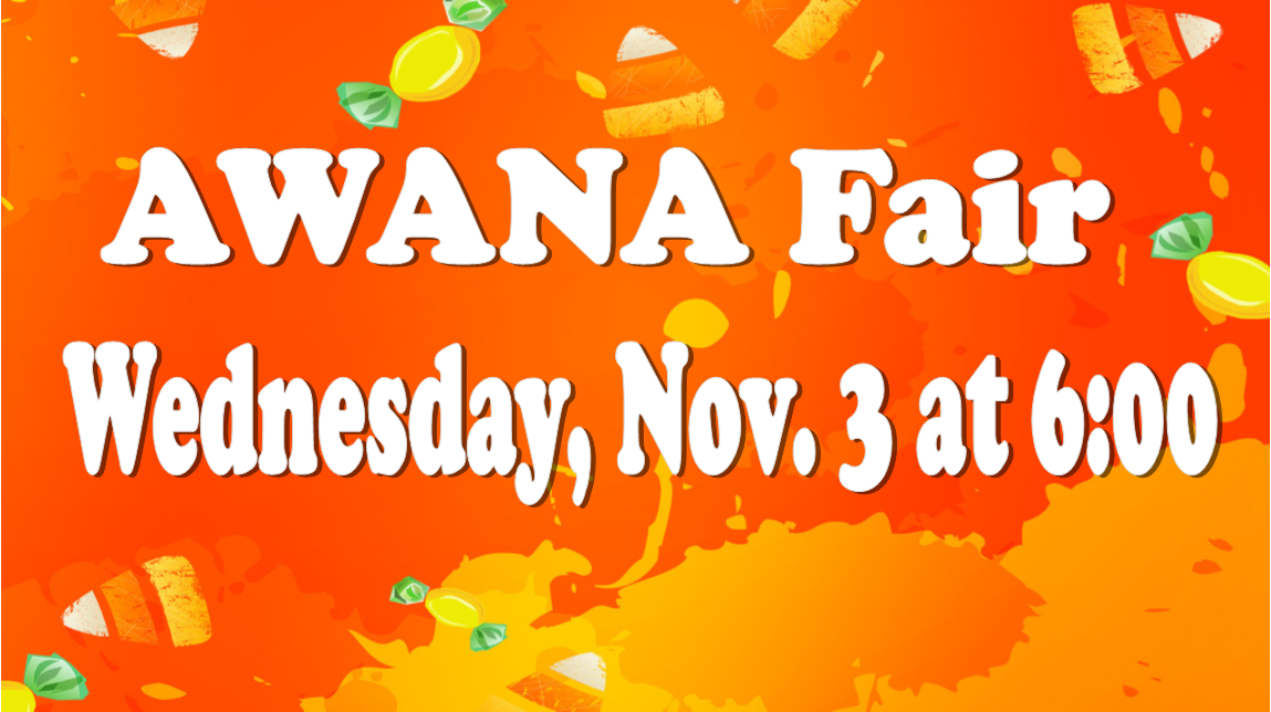 AWANA Fair