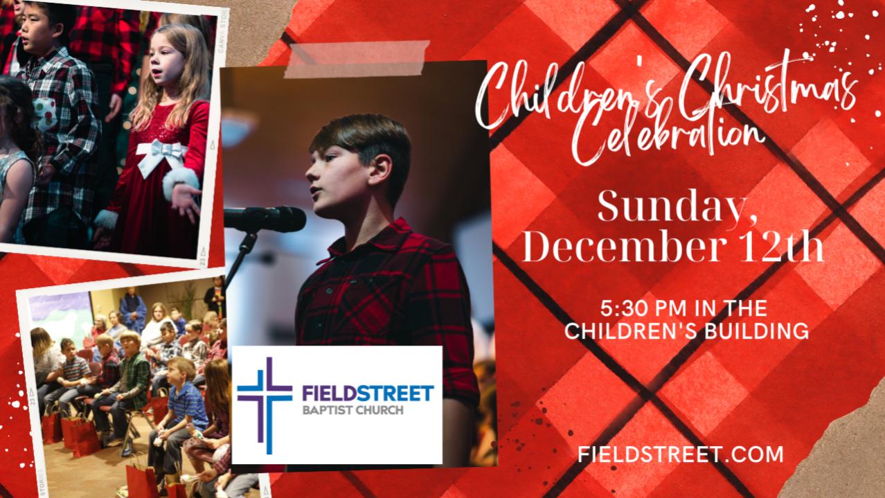 Children's Choirs Christmas Concert