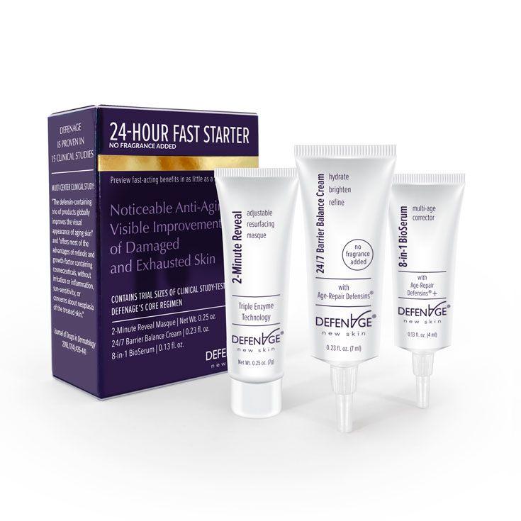 DefenAge-24 Hour Kit