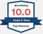 AVVO Top Attorney