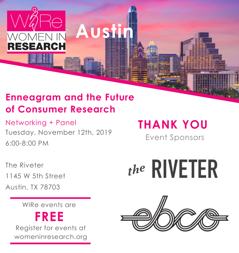 Enneagram and the Future of Consumer Research