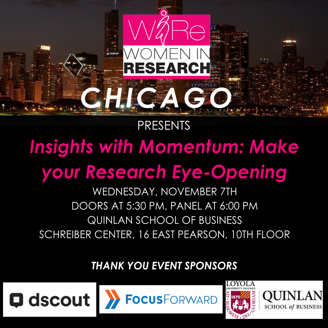 Insights with Momentum: Make Your Research Eye-Opening