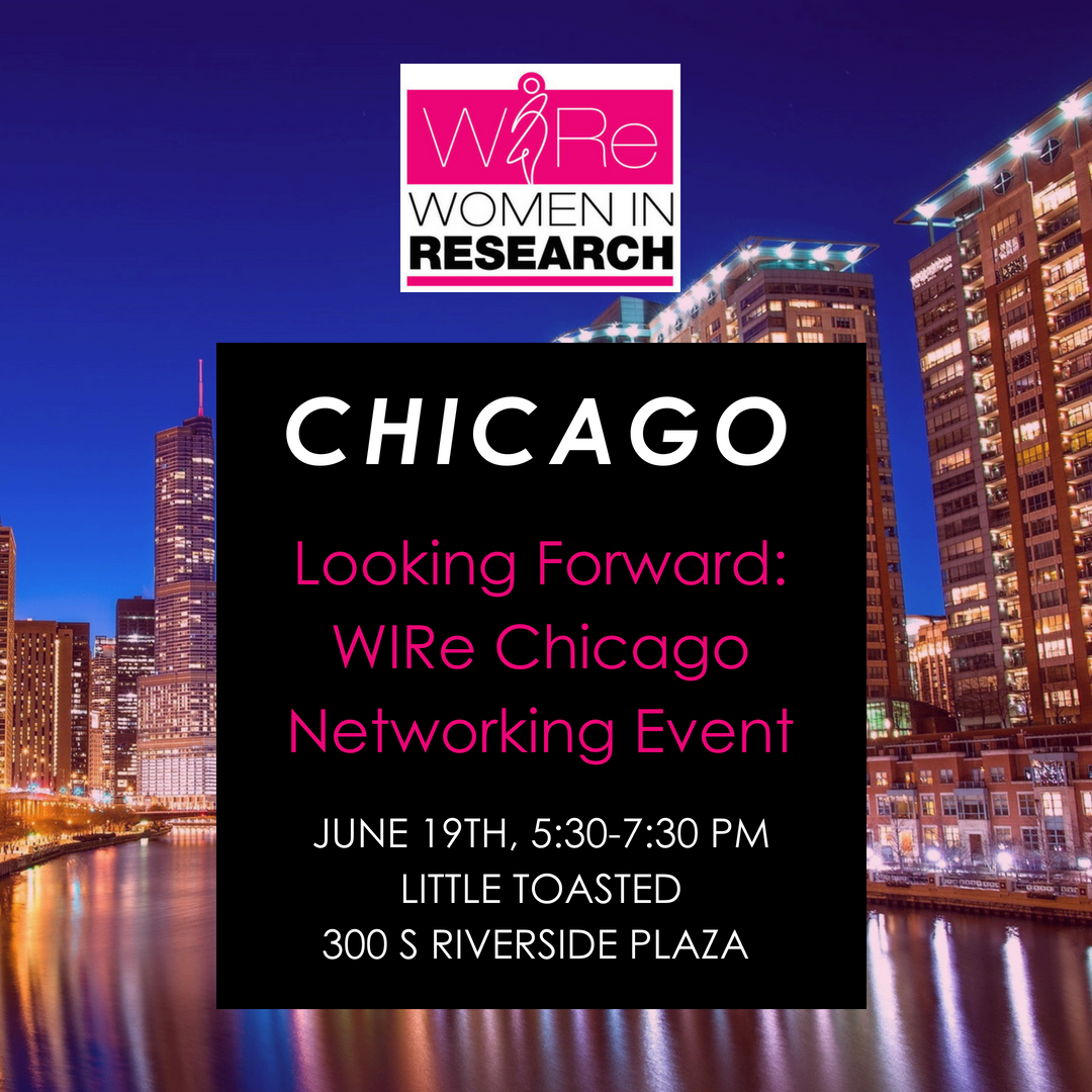 Looking Forward: WIRe Chicago Networking Event
