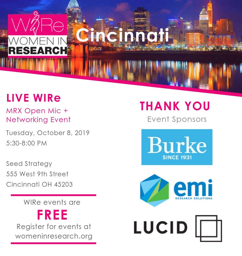 LIVE WIRe: MRX Open Mic + Networking Event