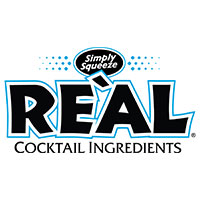 real cocktail ingredients Logo
