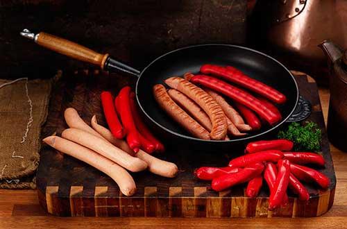 Frankfurts / Sausages