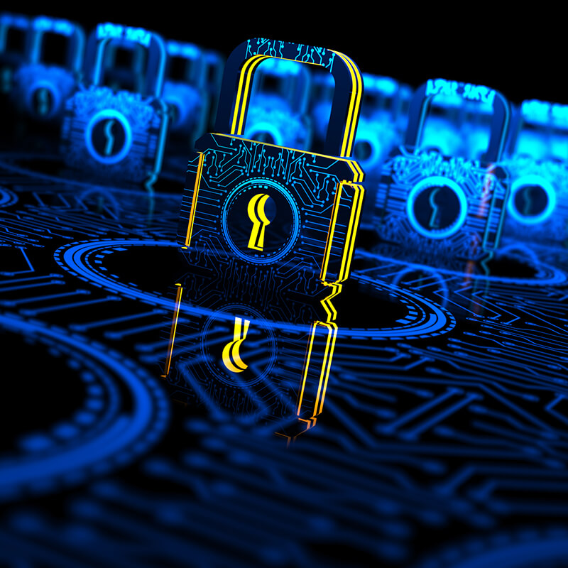 Modern Encryption from the Beginning : The Split-Key