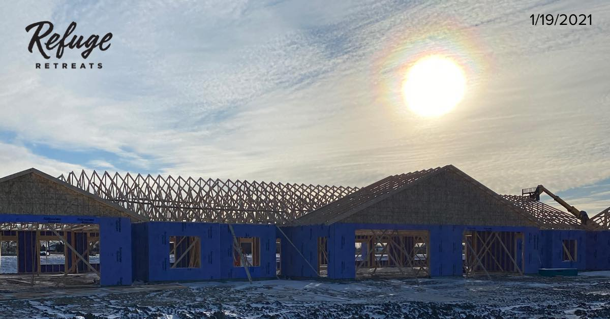Construction Update: February 2021