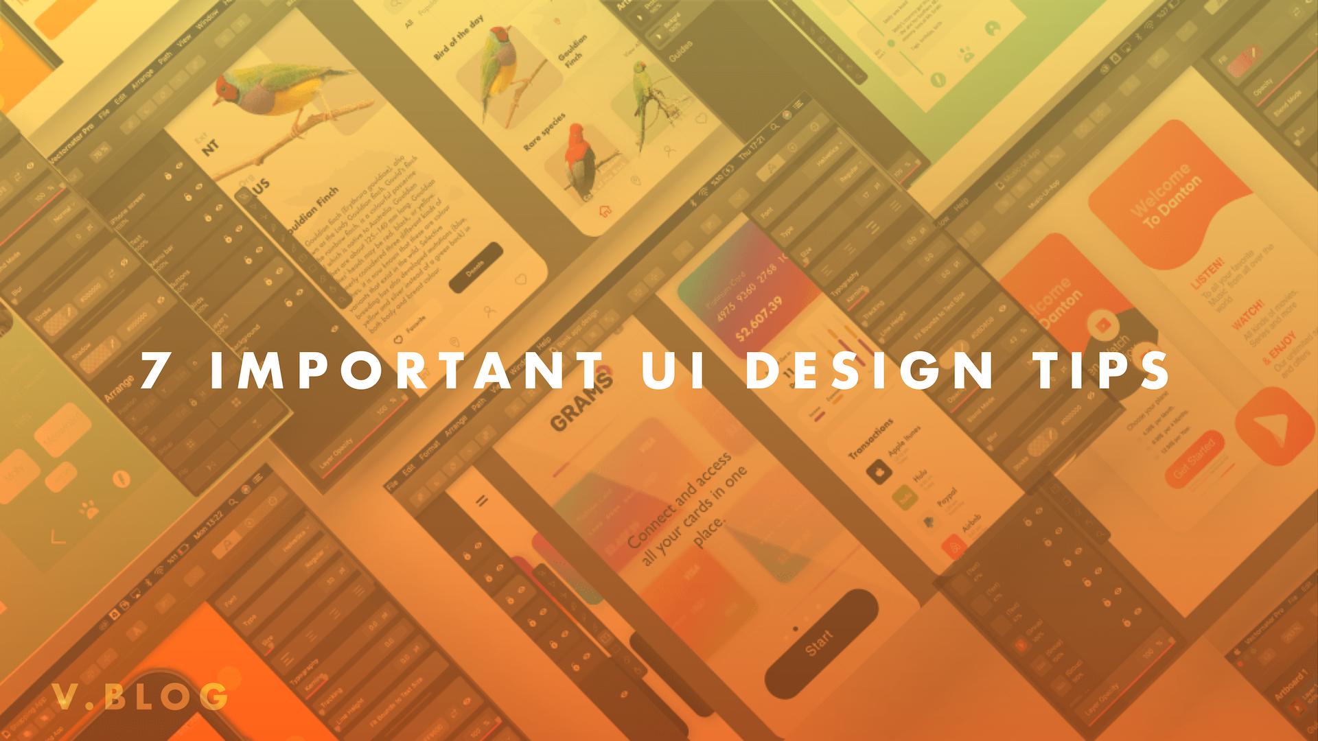 7-important-ui-design-tips