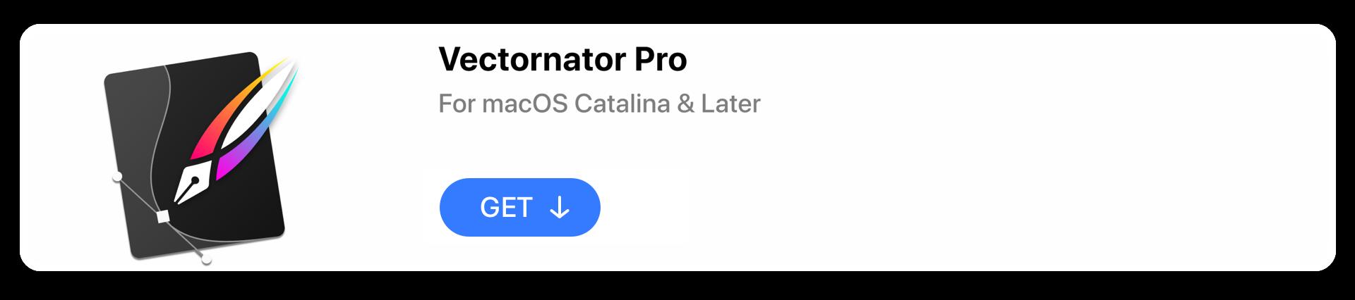 vectornator Pro macOS