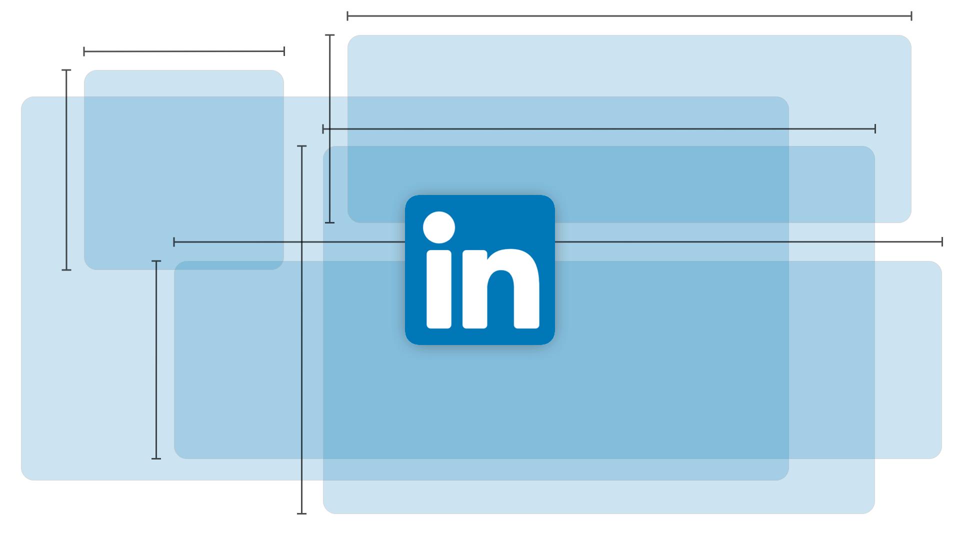 LinkedIn Size Guide