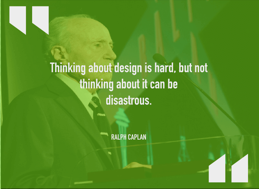 thoughtful Design Quote