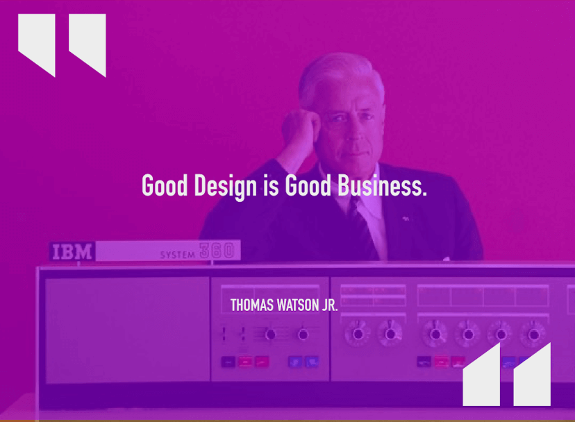 business Design Quote
