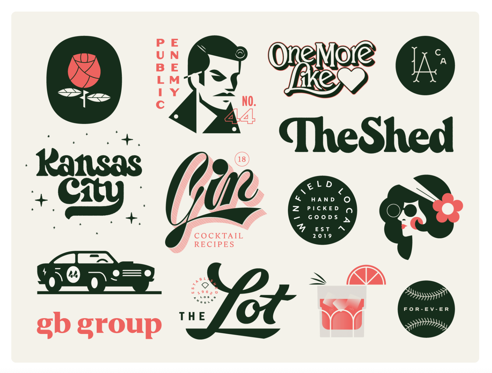 graphic retro design trends