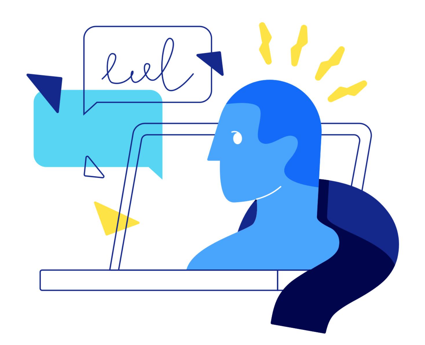 design storytelling through text