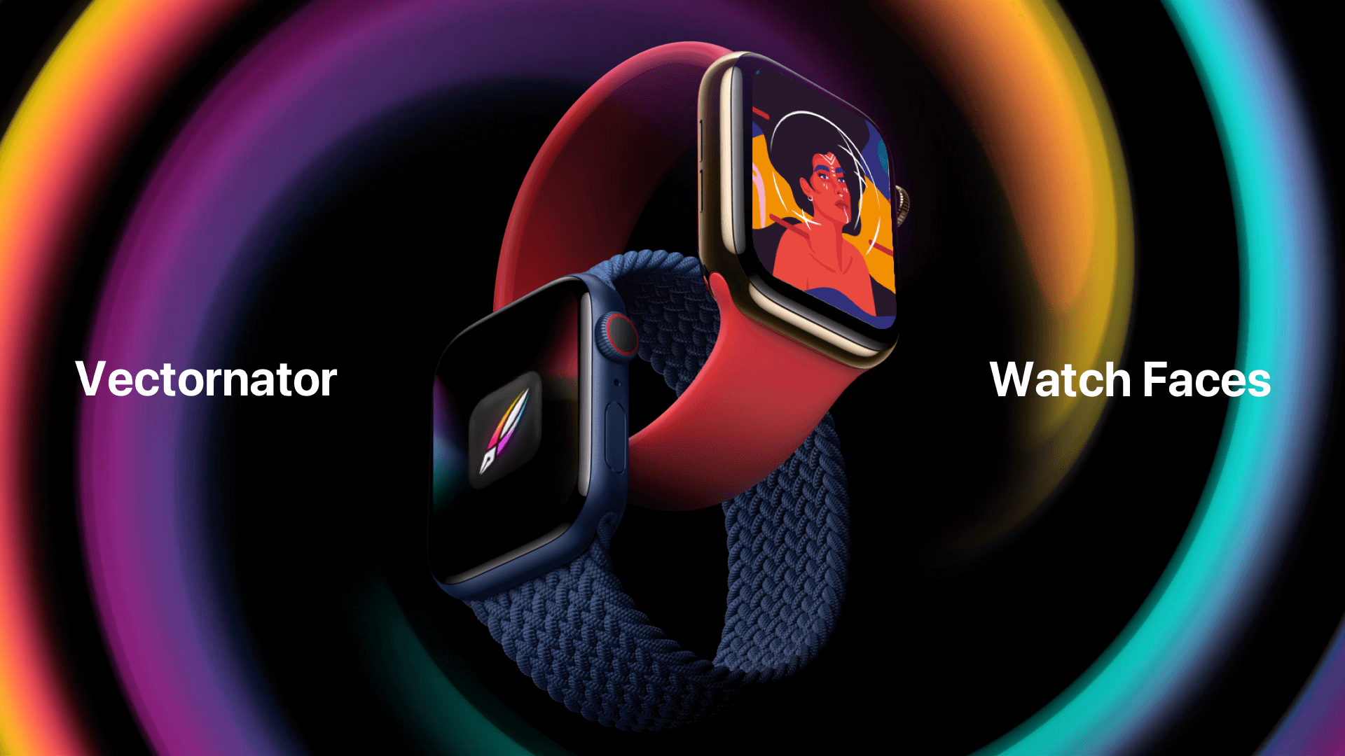 Introducing Vectornator Faces on Apple Watch
