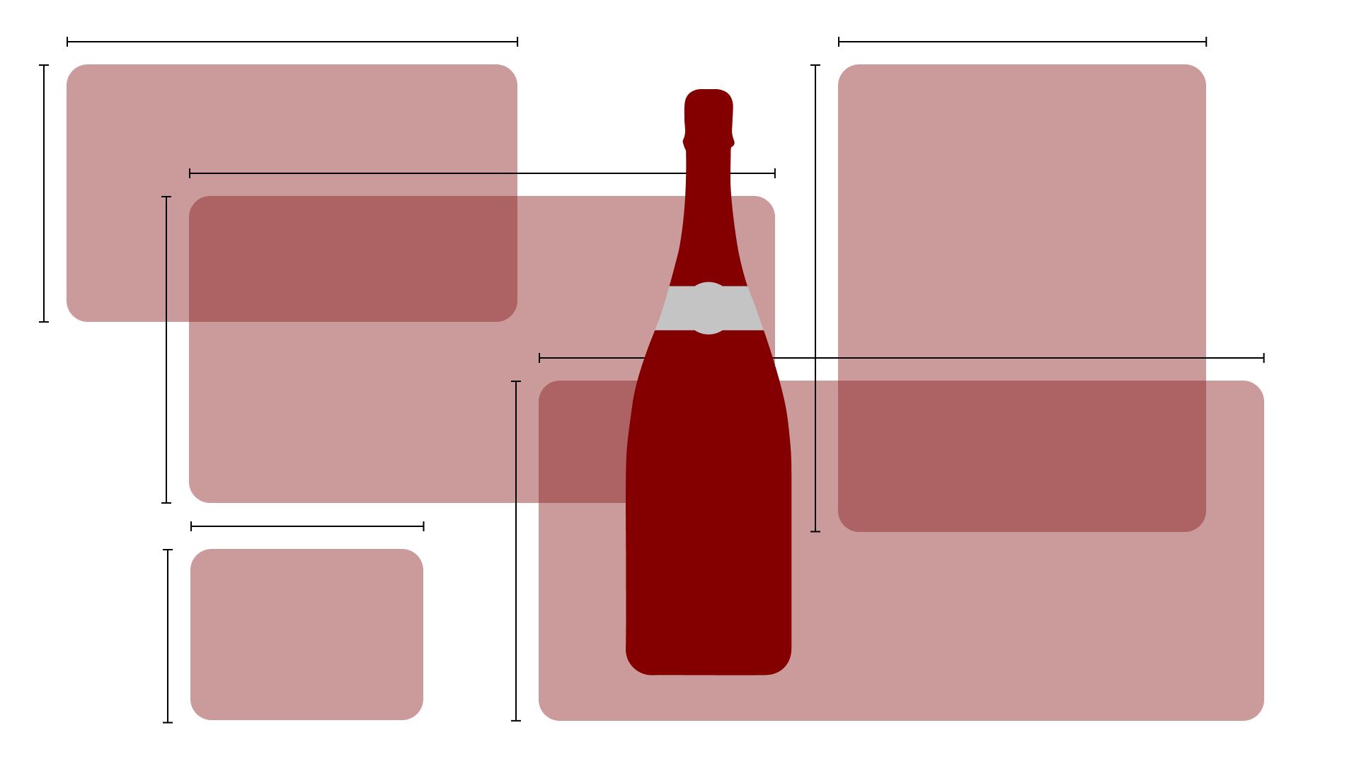 Wine Label Sizes