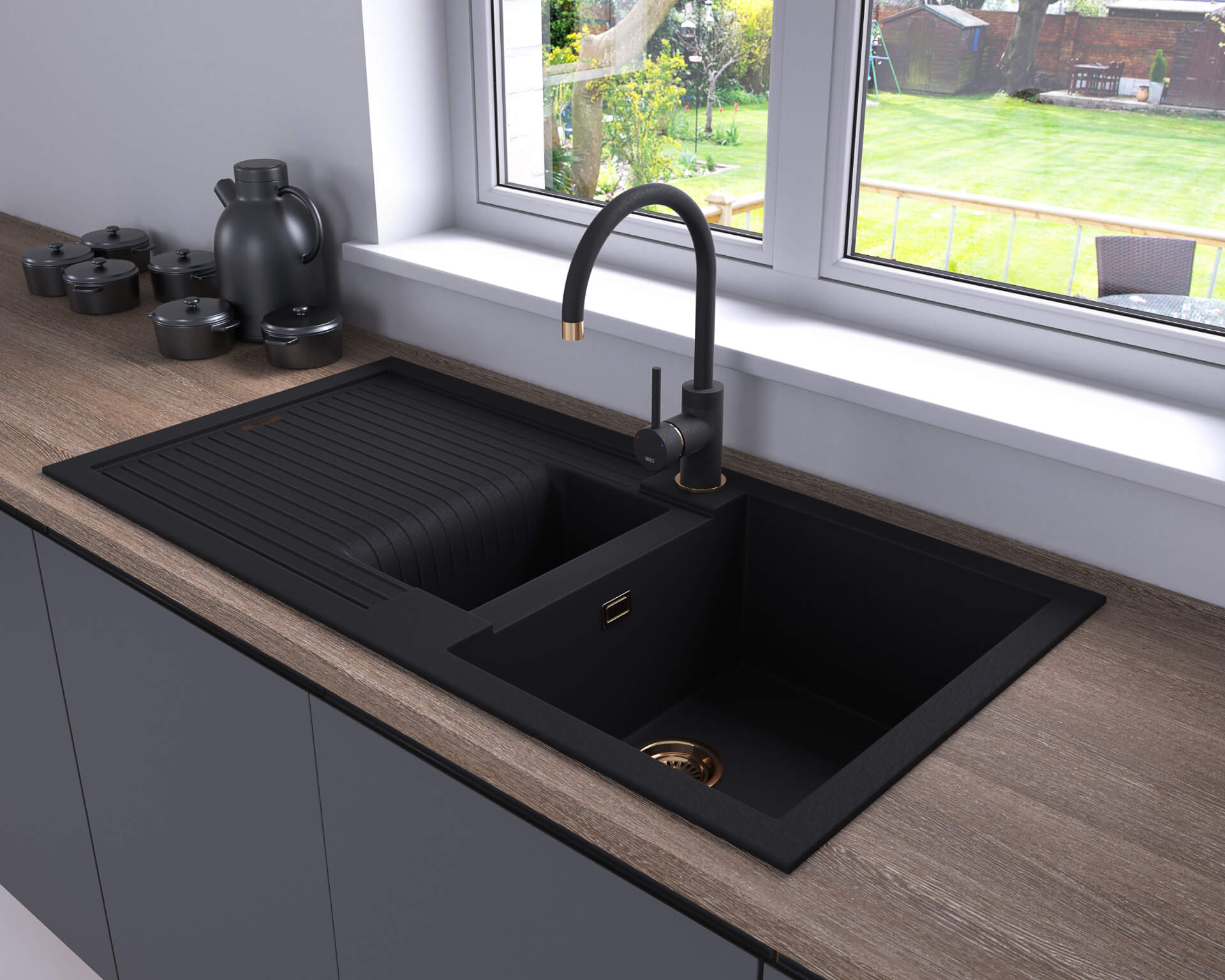 The 1810 Company Sink