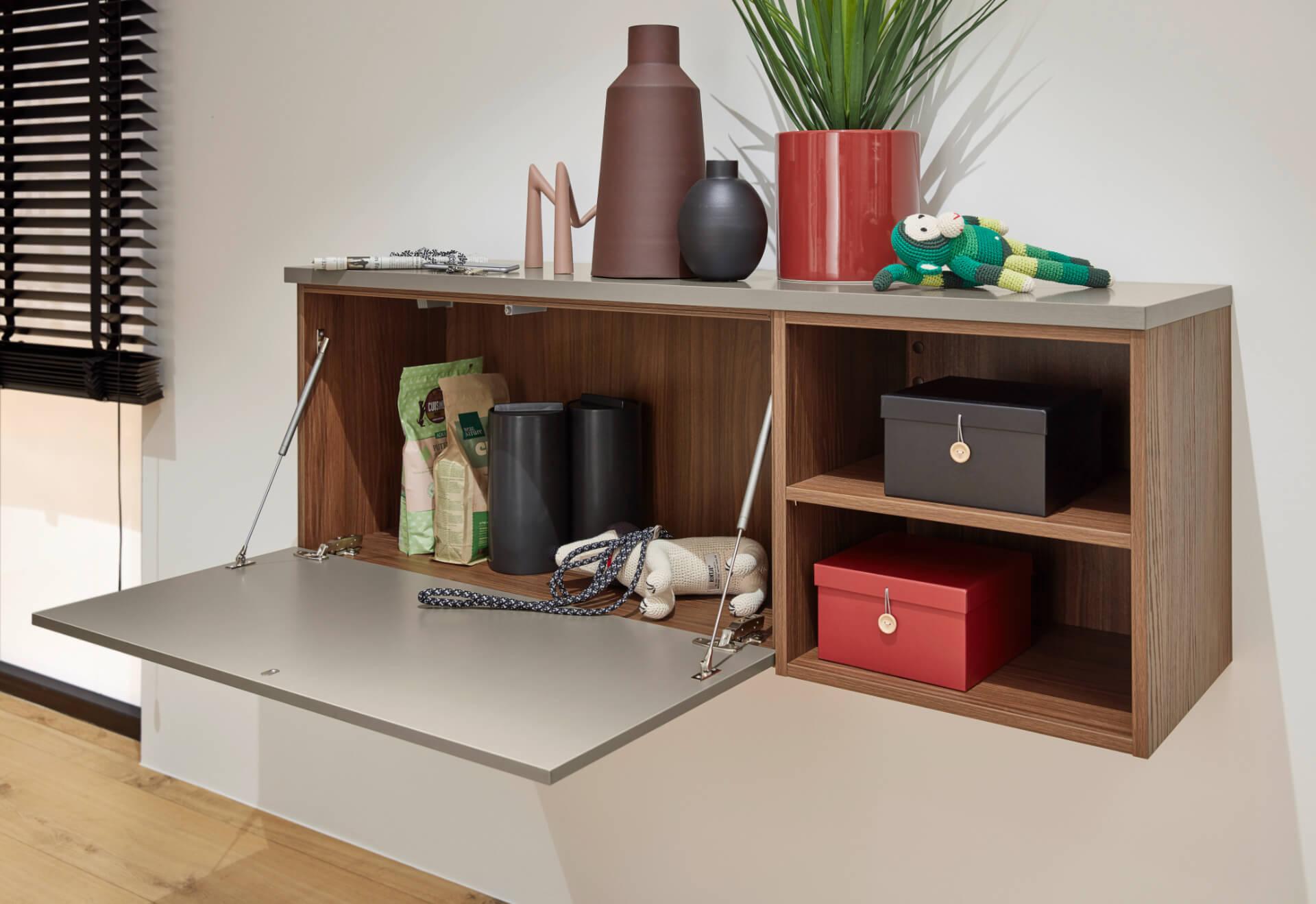 Nolte Tavola Kitchen Cabinet