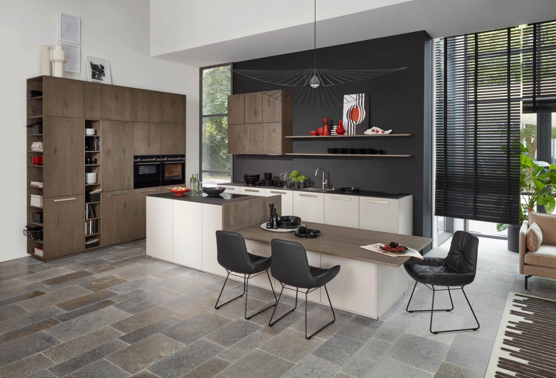 Nolte Tavola Wooden Kitchen