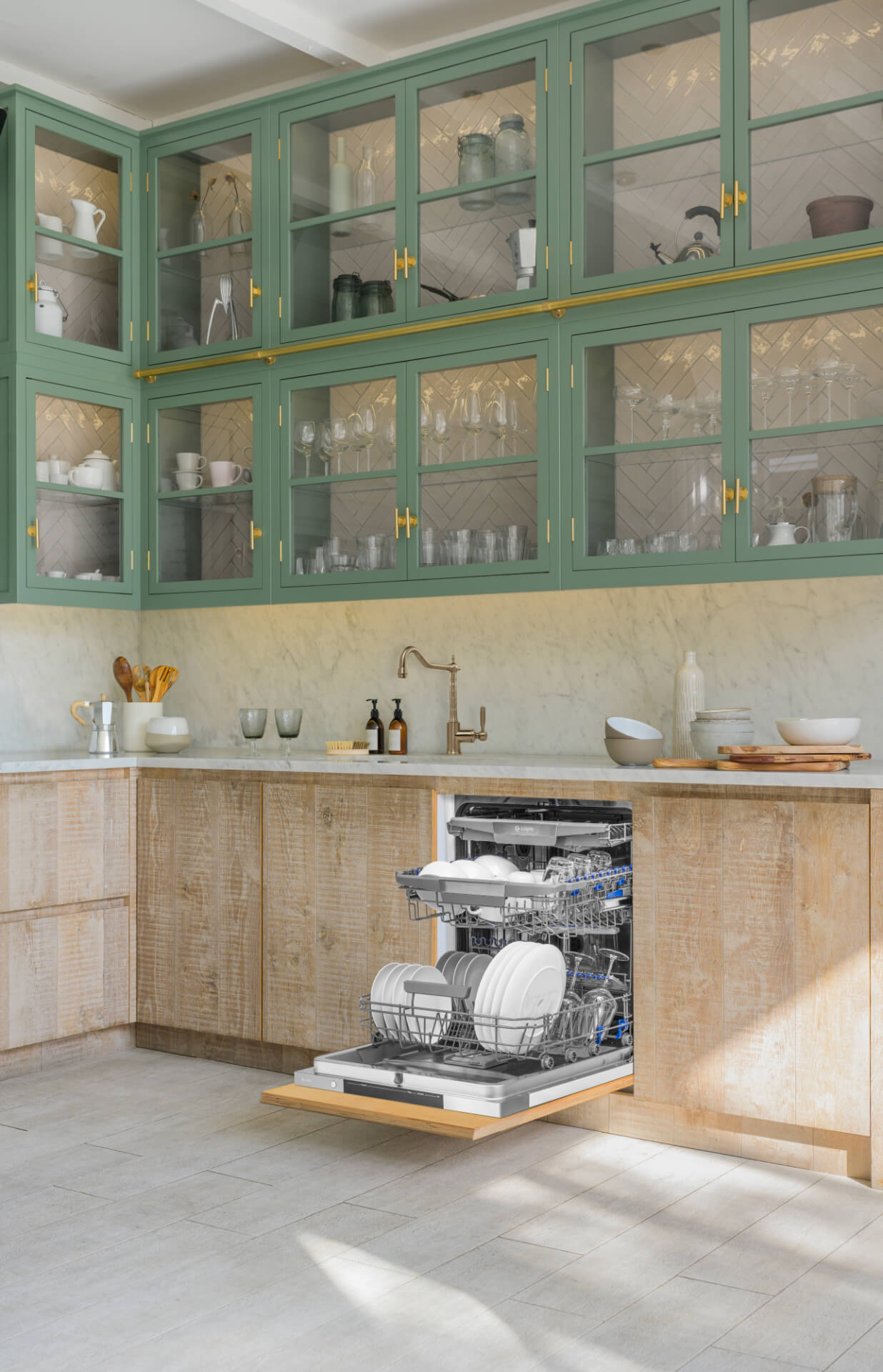 Caple Kitchen Dishwasher