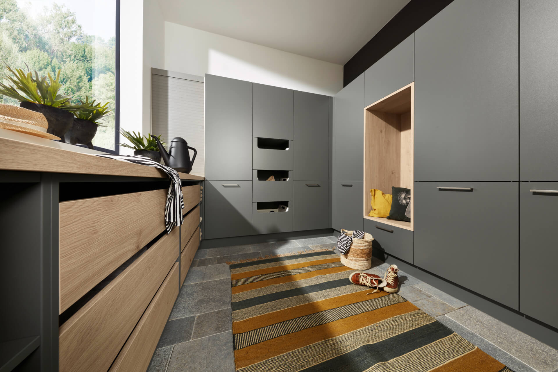 Nolte Manhattan Grey Kitchen