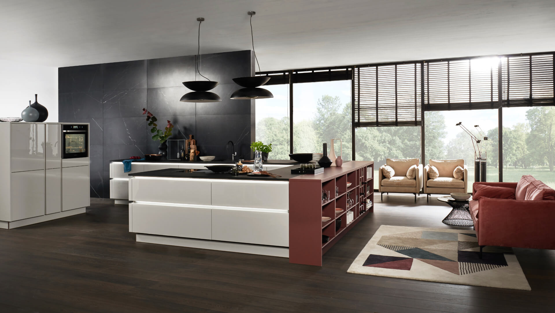 Nolte Nova Lack White Kitchen