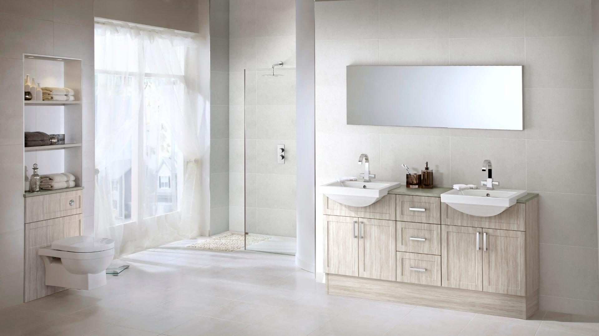 Nolte Original Fitted Wooden Bathroom