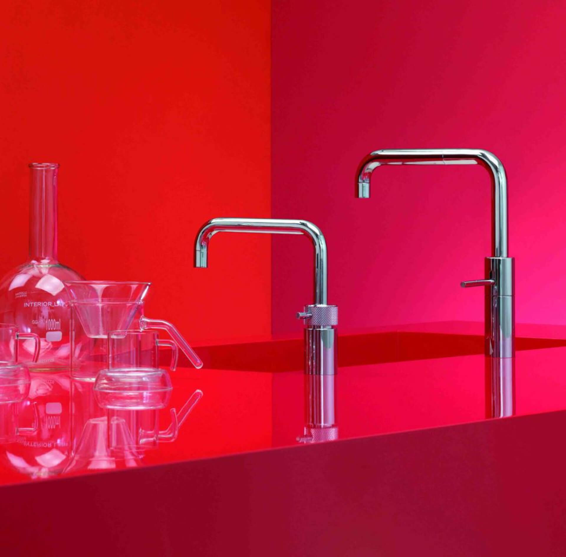 Quooker Nordic Boiling Double Tap