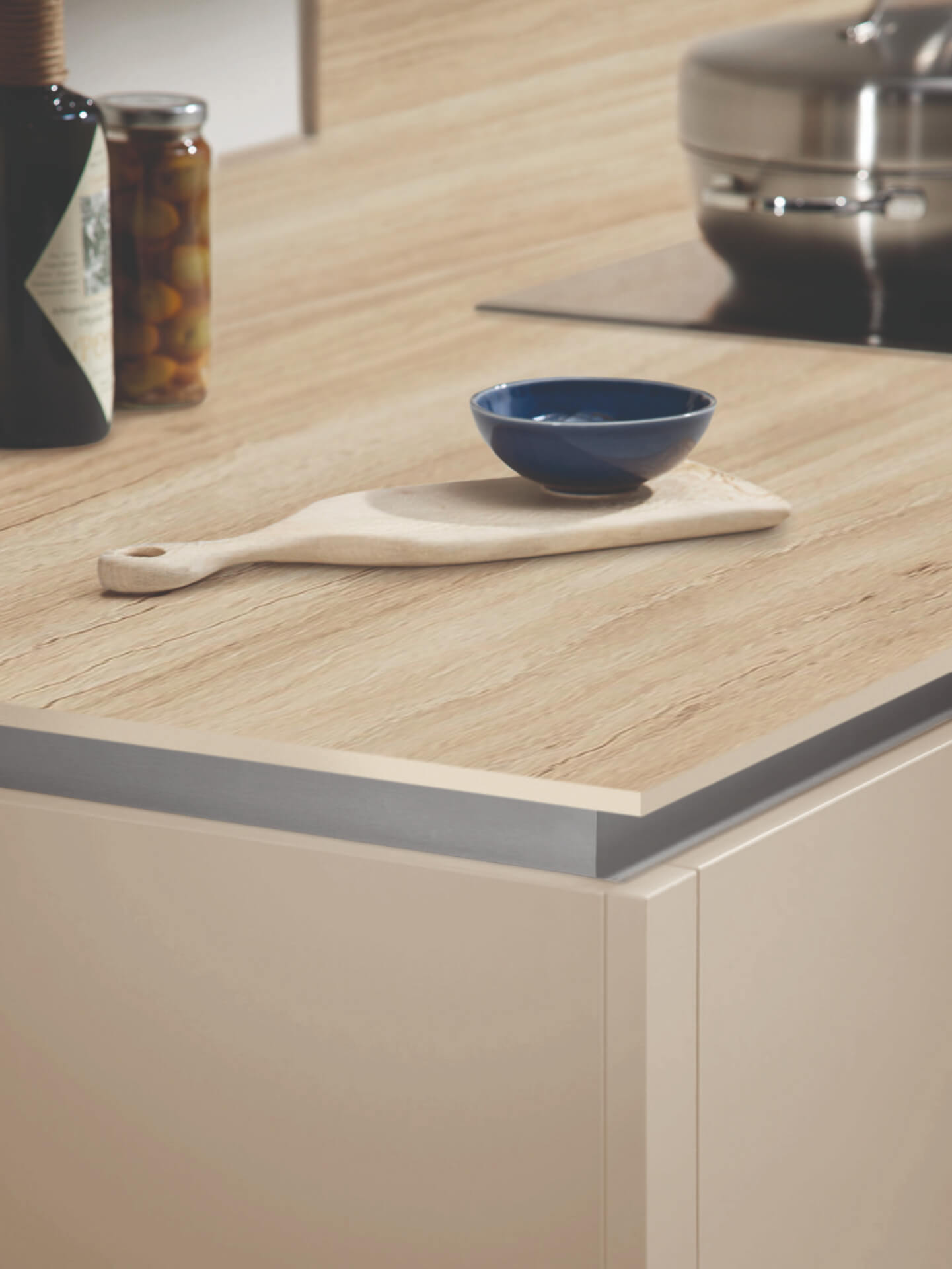 Bushboard Evolve Wooden Worktop