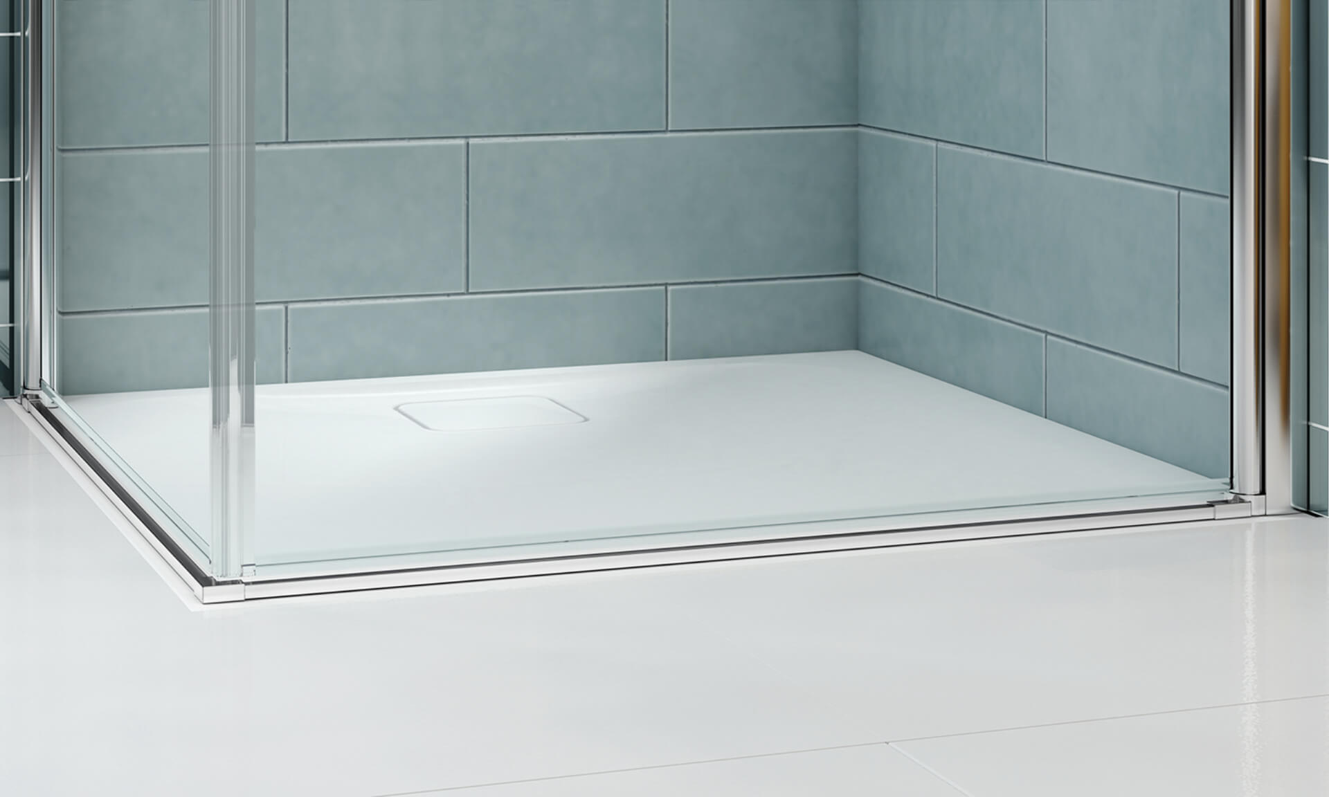 Merlyn Shower Series Collection Shower