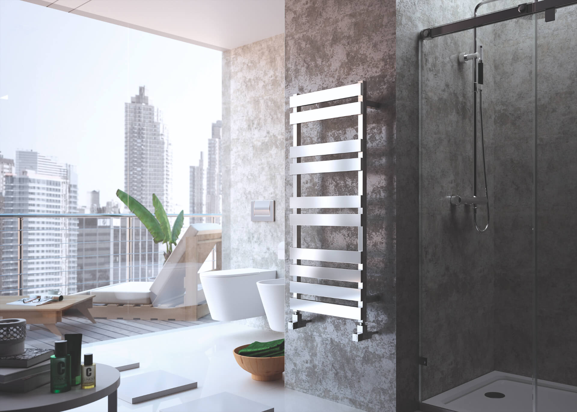 Radox Radiators Bathroom