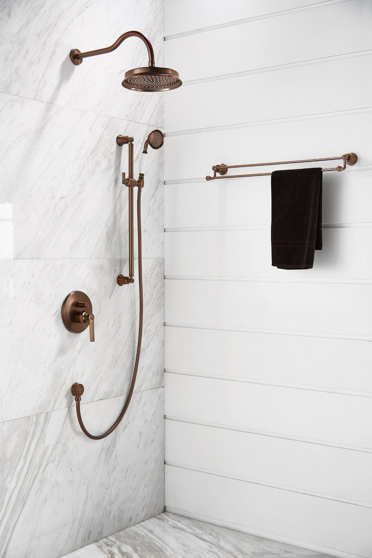 Flova Bronze Bathroom Appliance
