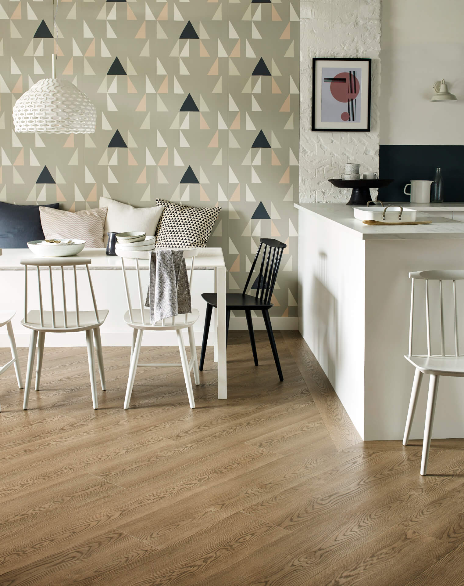 Amtico Form Dining Room Flooring
