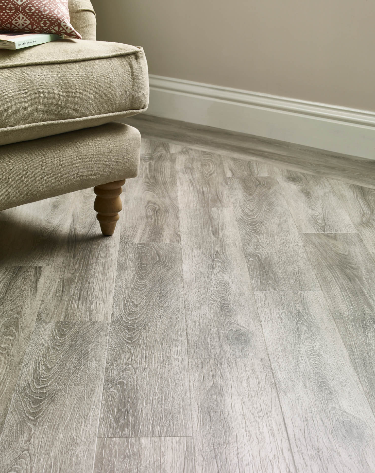 Amtico Form Living Room Flooring
