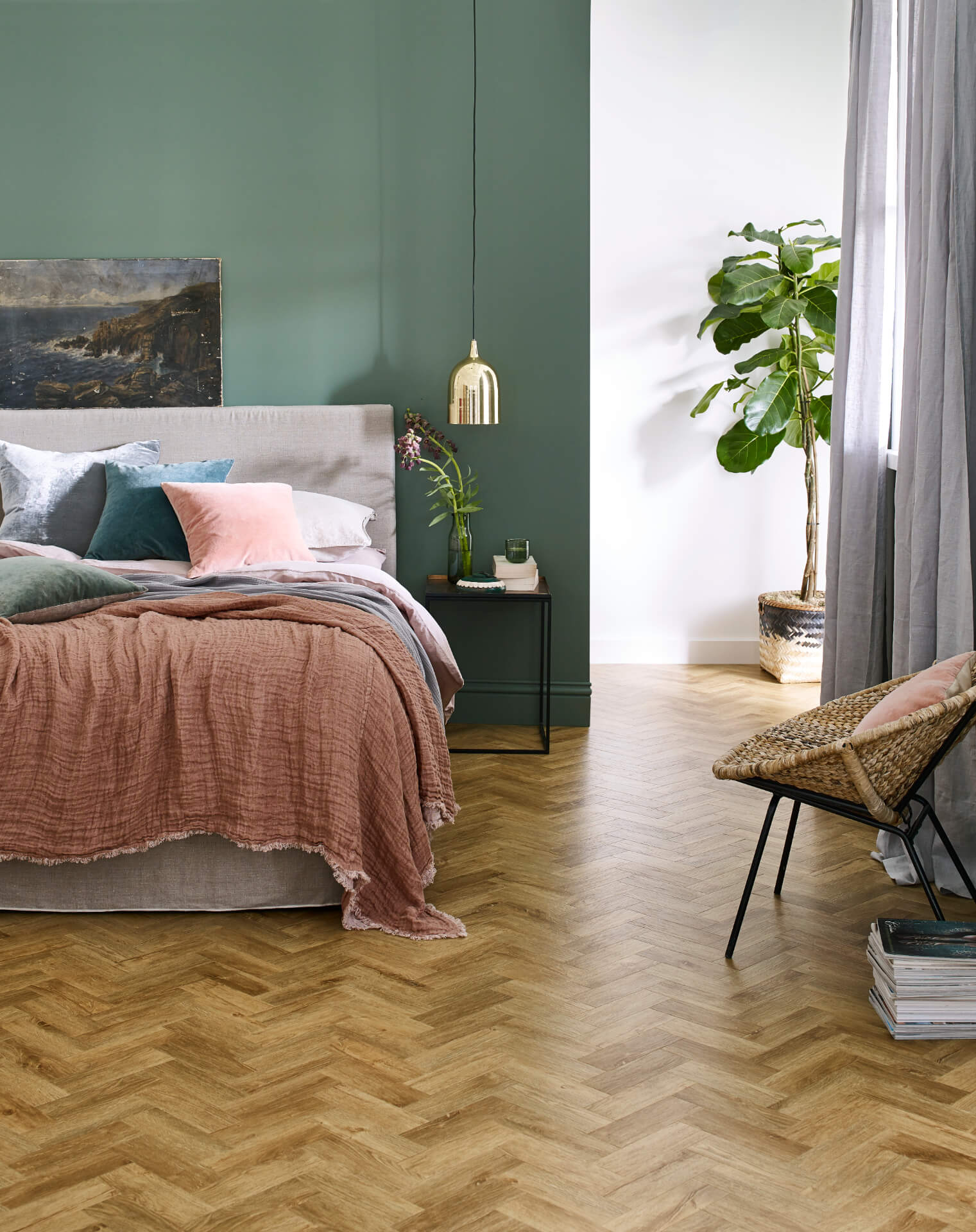 Amtico Form Bedroom Flooring