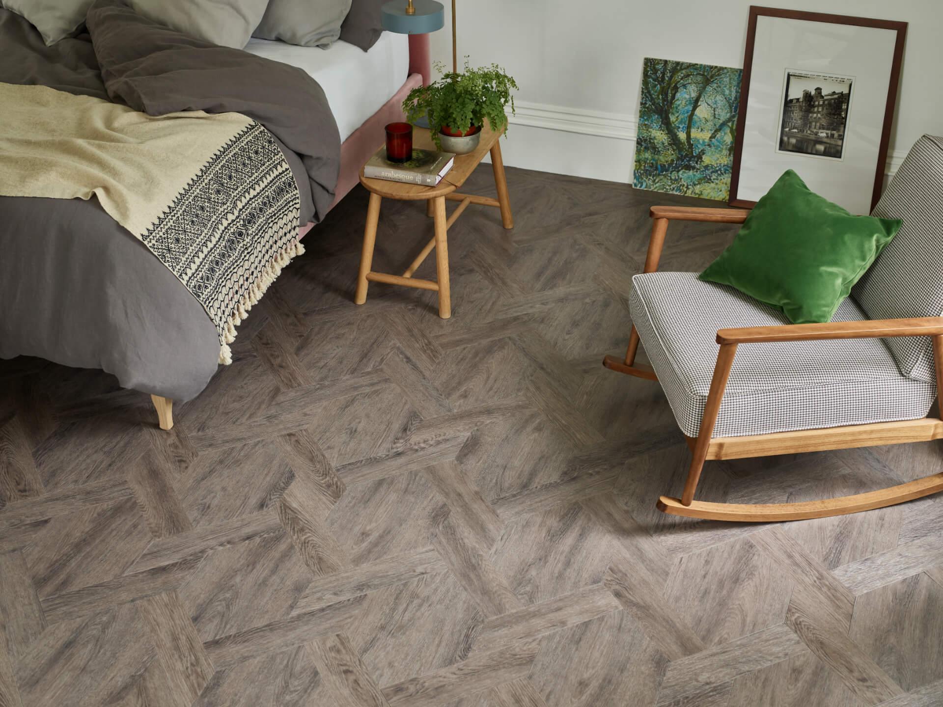 Amtico Signature Bedroom Flooring